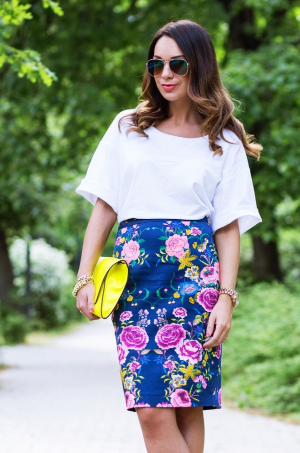 Elegant-Skirt-Outfits-For-Working-Women