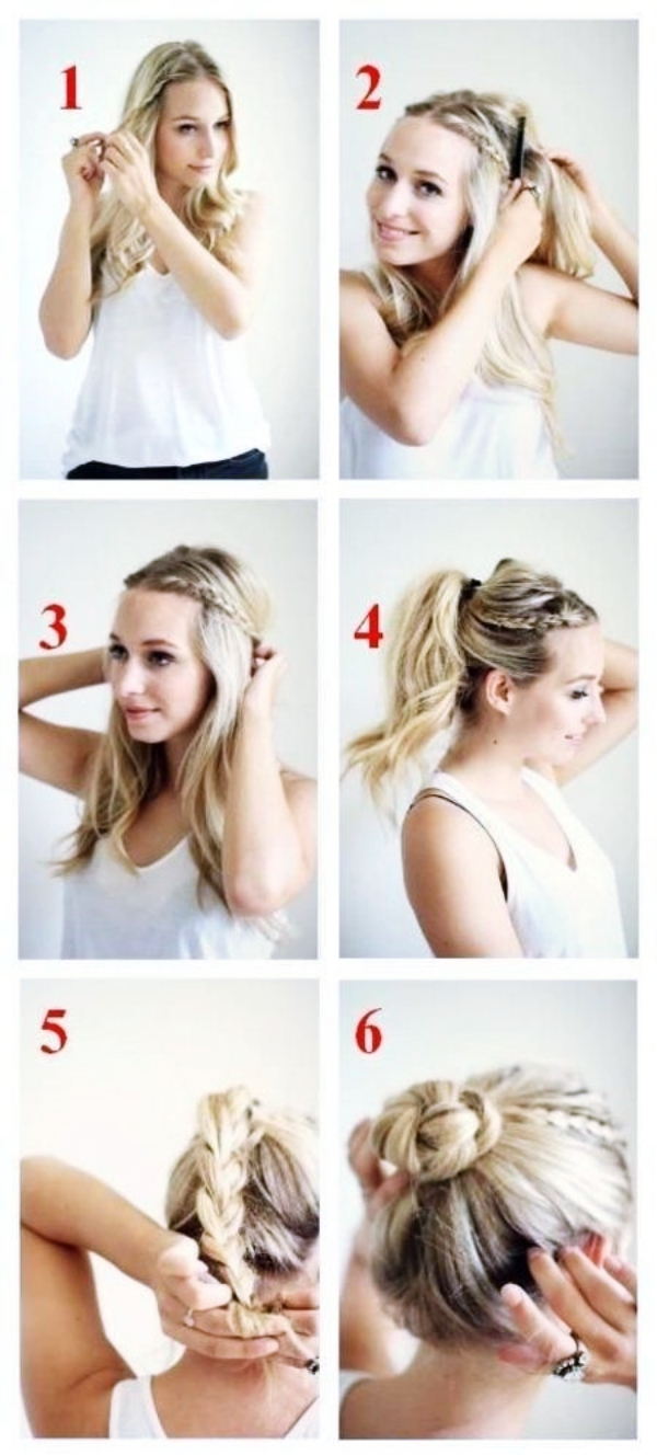 Quick-Hairstyles-Guides-For-Office-Women