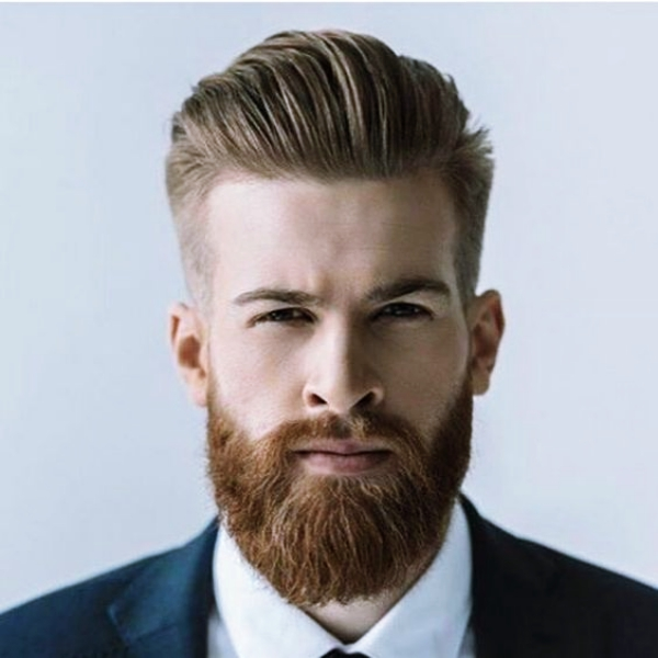 Simple And Sexy Office Hairstyles For Men
