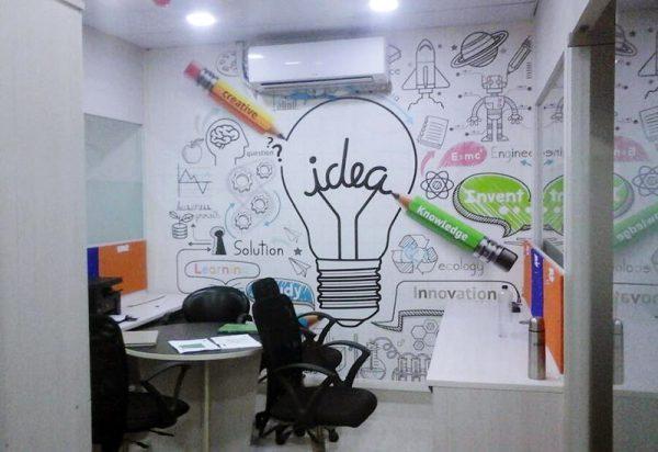 Genius Office Wall Decor Ideas 05 Salt