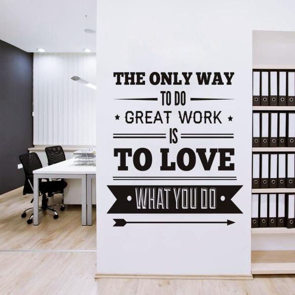 Genius Office Wall Decor Ideas
