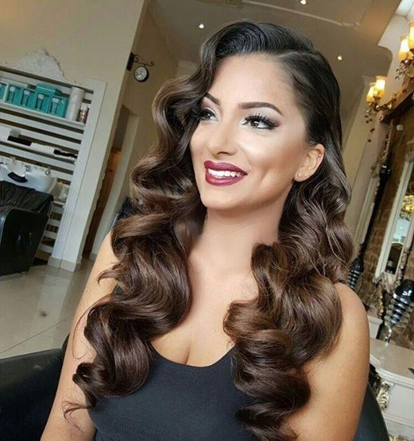 Best 25 Vintage Hairstyles Ideas On Pinterest Vintage Hair Pertaining To Vintage Hairstyles Long Hair Office Salt