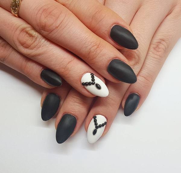 100 Nail Art Designs For Working Women