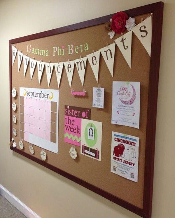 Best Office Notice Board Ideas 9
