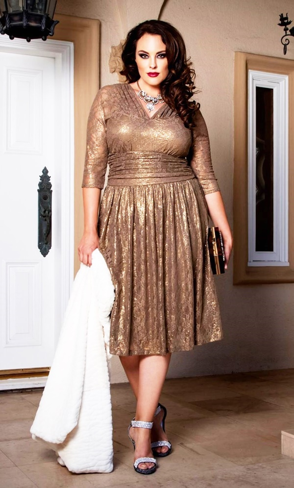 Best-Plus-Size-Party-Outfits