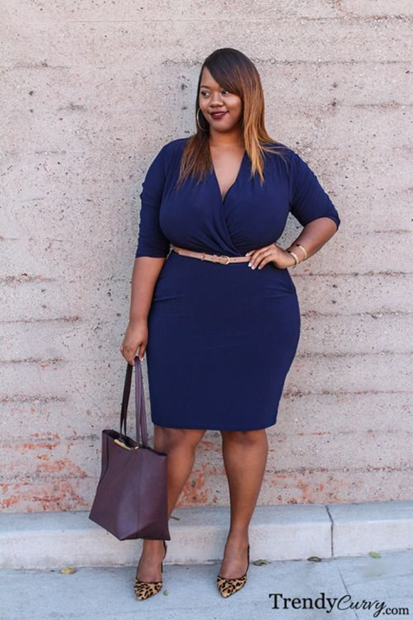 a4170a97782 40 Office Approved Outfits For Plus Size Women - Office Salt
