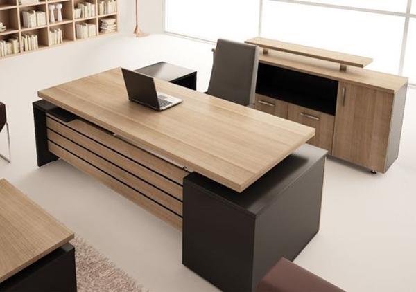 Modern Office Desk Designs