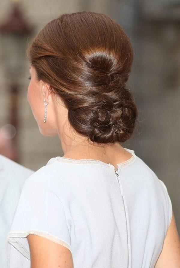19gorgeous Bun Hairstyles For Office Women Office Salt