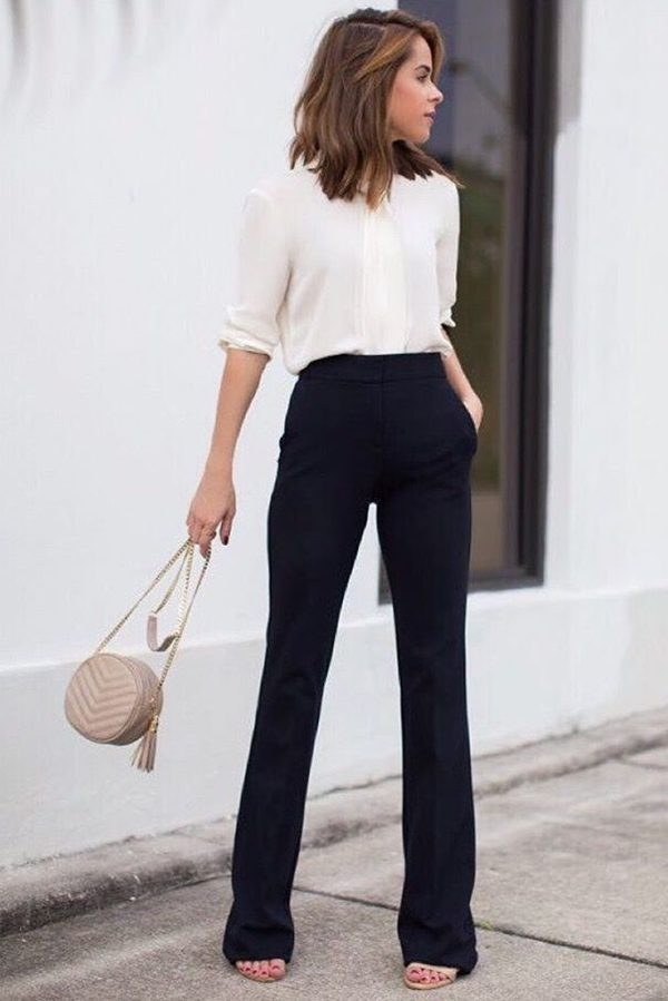 2trendy Work Outfits For Business Women Office Salt