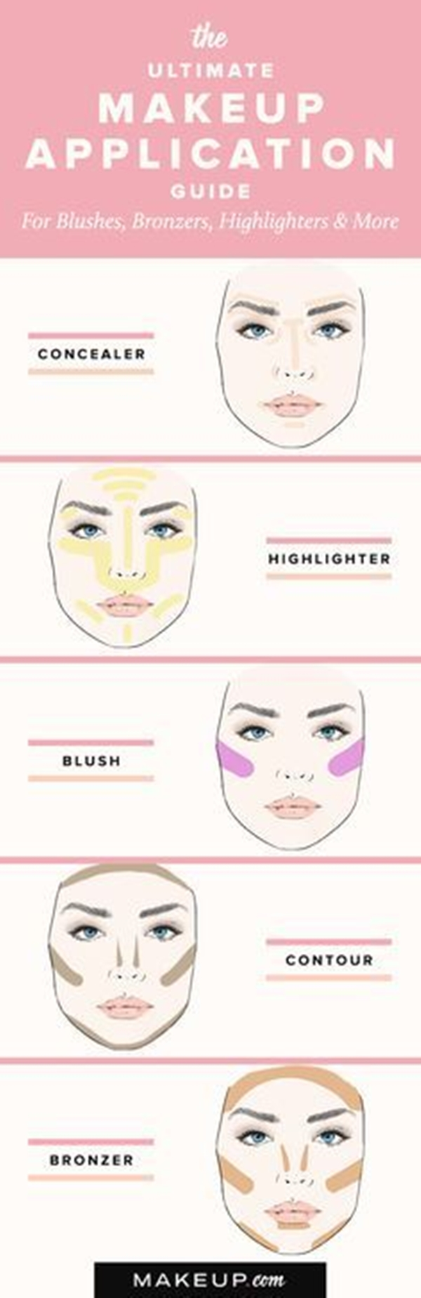 Six-Minutes-Makeup-Guides-For-Working-Women