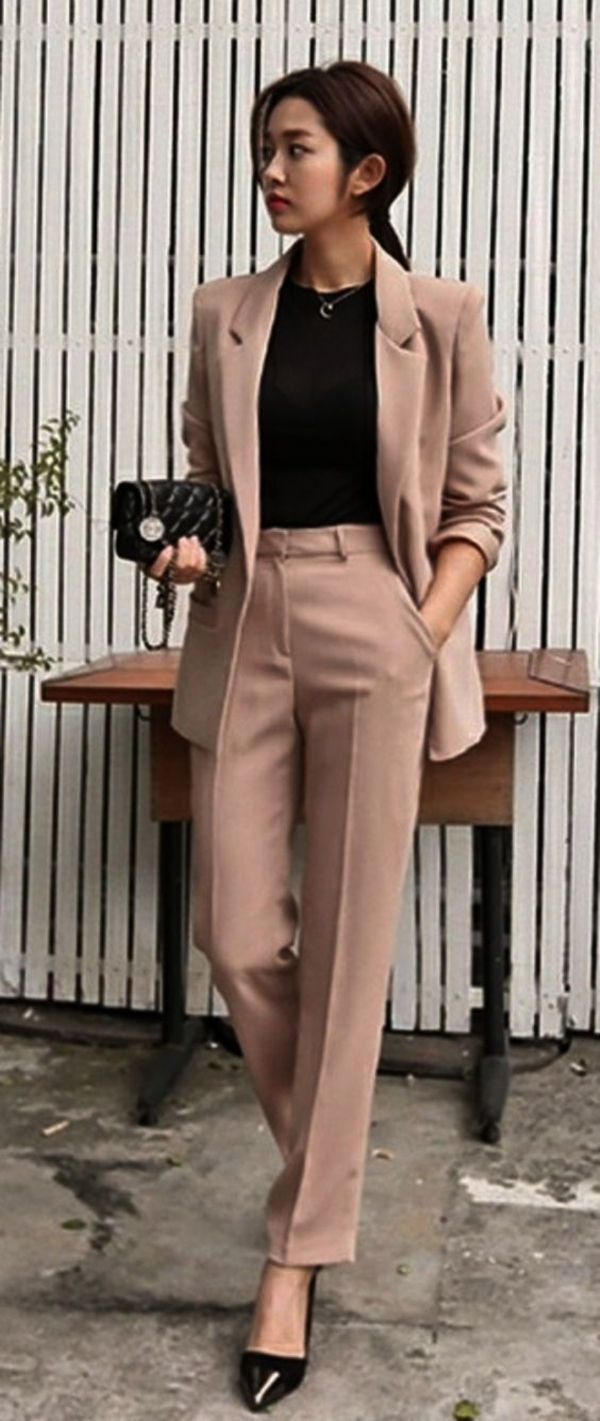 5459571e98f 35Trendy Business Casual Work Outfits For Women - Office Salt