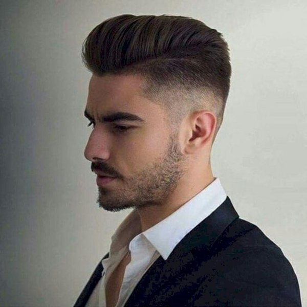 45 Super Attractive Comb Over Fades Haircuts For Men