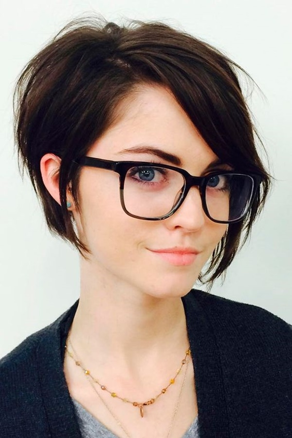 45 Best Short Hairstyles For Round Chubby Faces Office Salt