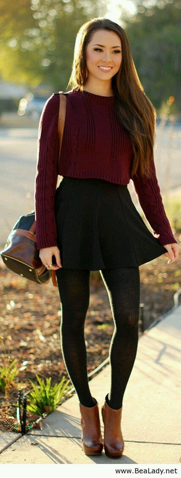 Ways-to-Wear-Crop-Top-Outfits-in-Winters